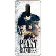 Силиконовый чехол Remax OnePlus 7 Pro Peaky Blinders Poster