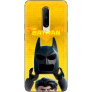Силиконовый чехол Remax OnePlus 7 Pro Lego Batman