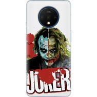 Силиконовый чехол Remax OnePlus 7T Joker Vector