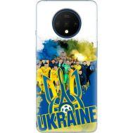 Силиконовый чехол Remax OnePlus 7T Ukraine national team
