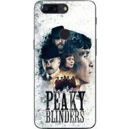 Силиконовый чехол Remax OnePlus 5T Peaky Blinders Poster