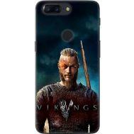 Силиконовый чехол Remax OnePlus 5T Vikings