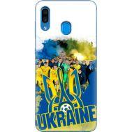 Силиконовый чехол Remax Samsung A305 Galaxy A30 Ukraine national team