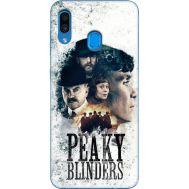Силиконовый чехол Remax Samsung A305 Galaxy A30 Peaky Blinders Poster
