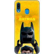 Силиконовый чехол Remax Samsung A305 Galaxy A30 Lego Batman