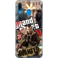 Силиконовый чехол Remax Samsung A305 Galaxy A30 GTA 4