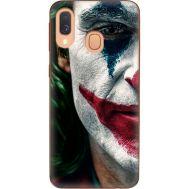Силиконовый чехол Remax Samsung A405 Galaxy A40 Joker Background