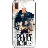 Силиконовый чехол Remax Samsung A405 Galaxy A40 Peaky Blinders Poster