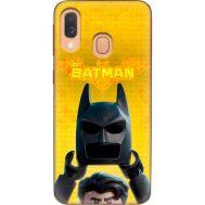 Силиконовый чехол Remax Samsung A405 Galaxy A40 Lego Batman