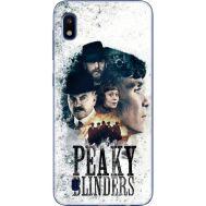 Силиконовый чехол Remax Samsung A105 Galaxy A10 Peaky Blinders Poster