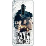 Силиконовый чехол Remax OPPO Reno2 Peaky Blinders Poster