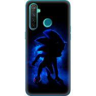 Силиконовый чехол Remax Realme 5 Pro Sonic Black