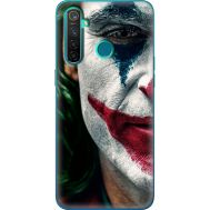Силиконовый чехол Remax Realme 5 Pro Joker Background