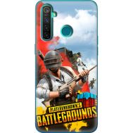 Силиконовый чехол Remax Realme 5 Pro PLAYERUNKNOWN'S BATTLEGROUNDS