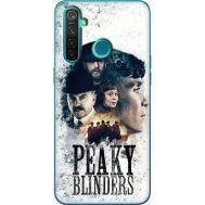 Силиконовый чехол Remax Realme 5 Pro Peaky Blinders Poster