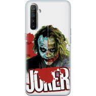 Силиконовый чехол Remax Realme XT Joker Vector