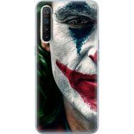 Силиконовый чехол Remax Realme XT Joker Background