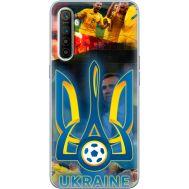 Силиконовый чехол Remax Realme XT UA national team