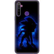 Силиконовый чехол Remax Realme 5 Sonic Black