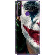 Силиконовый чехол Remax Realme 5 Joker Background