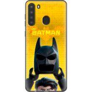 Силиконовый чехол Remax Samsung A215 Galaxy A21 Lego Batman