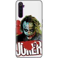 Силиконовый чехол Remax Realme 6 Pro Joker Vector