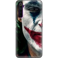 Силиконовый чехол Remax Realme 6 Pro Joker Background