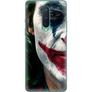 Силиконовый чехол Remax OnePlus 8 Joker Background