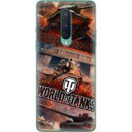 Силиконовый чехол Remax OnePlus 8 World Of Tanks