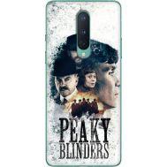 Силиконовый чехол Remax OnePlus 8 Peaky Blinders Poster
