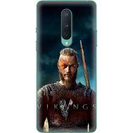 Силиконовый чехол Remax OnePlus 8 Vikings
