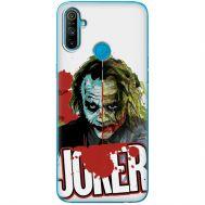 Силиконовый чехол Remax Realme C3 Joker Vector
