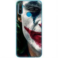Силиконовый чехол Remax Realme C3 Joker Background
