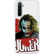 Силиконовый чехол Remax Realme 6 Joker Vector