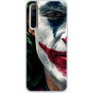 Силиконовый чехол Remax Realme 6 Joker Background