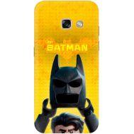 Силиконовый чехол Remax Samsung A520 Galaxy A5 2017 Lego Batman