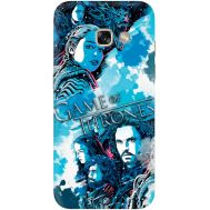 Силиконовый чехол Remax Samsung A320 Galaxy A3 2017 Game Of Thrones