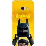 Силиконовый чехол Remax Samsung A320 Galaxy A3 2017 Lego Batman