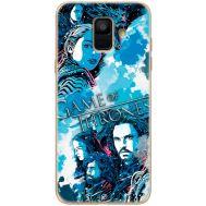 Силиконовый чехол Remax Samsung A600 Galaxy A6 2018 Game Of Thrones