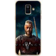 Силиконовый чехол Remax Samsung A600 Galaxy A6 2018 Vikings