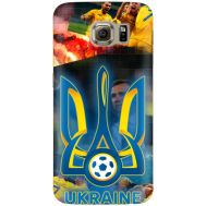 Силиконовый чехол Remax Samsung G925 Galaxy S6 Edge UA national team