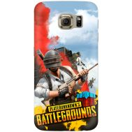 Силиконовый чехол Remax Samsung G925 Galaxy S6 Edge PLAYERUNKNOWN'S BATTLEGROUNDS