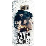 Силиконовый чехол Remax Samsung G925 Galaxy S6 Edge Peaky Blinders Poster