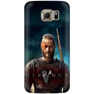Силиконовый чехол Remax Samsung G925 Galaxy S6 Edge Vikings
