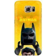 Силиконовый чехол Remax Samsung G925 Galaxy S6 Edge Lego Batman