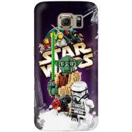Силиконовый чехол Remax Samsung G925 Galaxy S6 Edge Lego StarWars