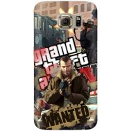 Силиконовый чехол Remax Samsung G925 Galaxy S6 Edge GTA 4