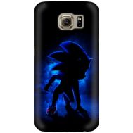 Силиконовый чехол Remax Samsung G920F Galaxy S6 Sonic Black