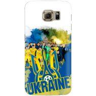Силиконовый чехол Remax Samsung G920F Galaxy S6 Ukraine national team
