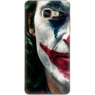 Силиконовый чехол Remax Samsung A710 Galaxy A7 Joker Background